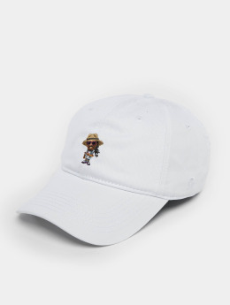 Cayler & Sons Casquette Snapback & Strapback C&s Wl Used Curved blanc
