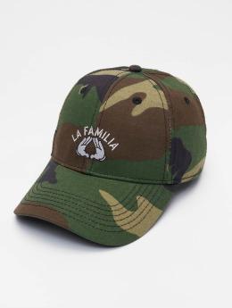 Cayler & Sons WL La Familia Snapback Curved Cap Camouflage/Black
