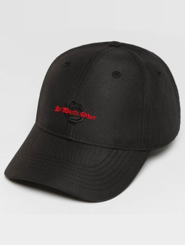Cayler & Sons CSBL Order Snapback Curved Cap Black/Red