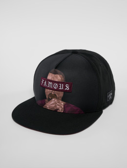 Cayler & Sons Casquette Snapback & Strapback C&s Wl Drop Out noir