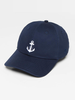 Cayler & Sons WL Stay Down Snapback Curved Cap Navy/Grey