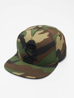 Cayler & Sons PA Icon Snapback Cap Woodland Camo/Black