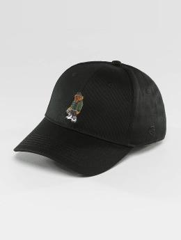 Cayler & Sons WL Siggi Sports Curved Snapback Cap Black