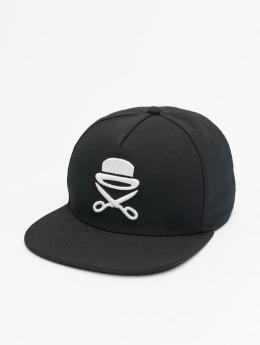 Cayler & Sons PA Icon Snapback Cap Black/White