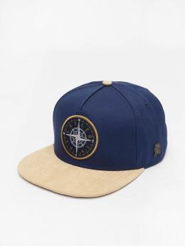 Cayler & Sons snapback cap Navigating blauw