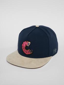 Cayler & Sons snapback cap C&s Wl Los Munchos blauw