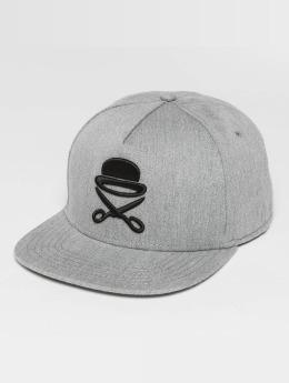 Cayler & Sons Snapback Cap PA Icon grigio