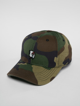 Cayler & Sons Snapback Cap Freedom Corps Curved mimetico