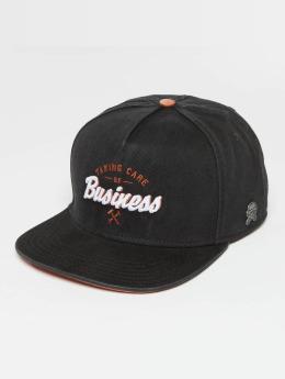 Cayler & Sons CL Business Snapback Cap Black/Cognac