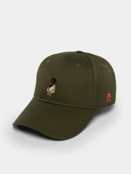Cayler & Sons snapback cap C&s Wl Seezn Curved Cap olijfgroen