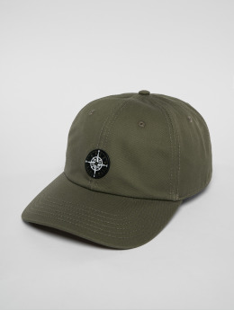 Cayler & Sons Snapback Cap Cl Navigating Curved olive