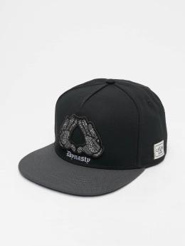 Cayler & Sons Snapback Cap Broompton schwarz