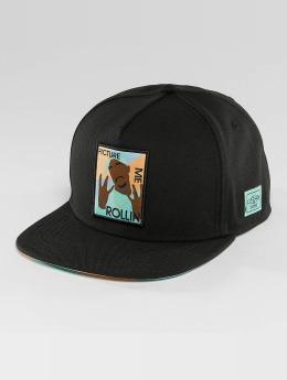 Cayler & Sons Snapback Cap WL Me Rollin' schwarz