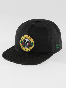 Cayler & Sons Snapback Cap WL Budz N' Skullz Old schwarz