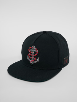 Cayler & Sons Snapback Cap C&s Wl Anchored schwarz