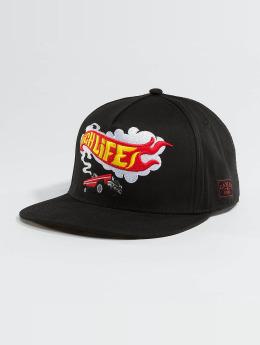 Cayler & Sons snapback cap WL Burnout zwart