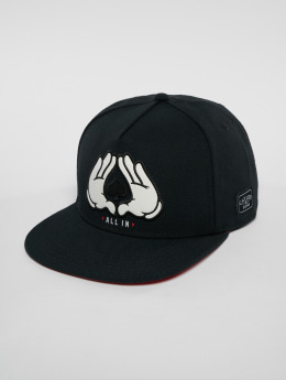 Cayler & Sons Snapback Caps Wl All In čern