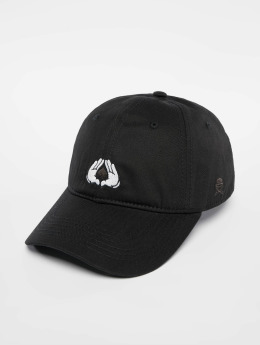 Cayler & Sons Snapback Caps C&s Wl All In Curved čern
