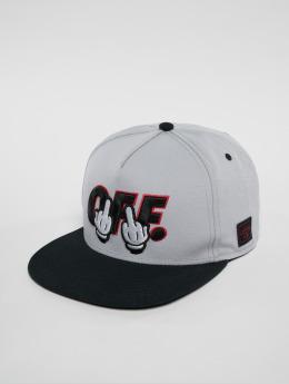 Cayler & Sons Snapback Caps Wl Off šedá