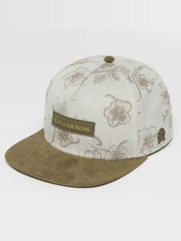 Cayler & Sons Snapback Caps CL Vibin' beige