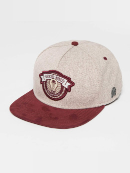 Cayler & Sons Snapback Caps CL Bright Minds bezowy