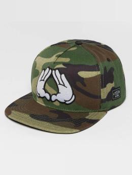 Cayler & Sons Snapback Caps WL La Familia camouflage