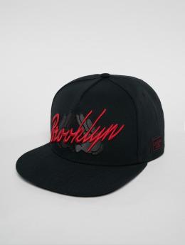 Cayler & Sons Snapback Caps Wl Bk Flight czarny