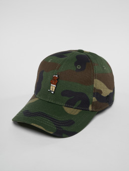 Cayler & Sons Snapback Caps C&s Wl Cee Love Curved Cap Woodland/mc kamufláž