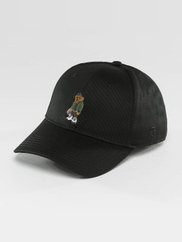 Cayler & Sons Snapback Caps WL Siggi Sports Curved musta