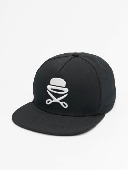 Cayler & Sons Snapback Caps PA Icon musta