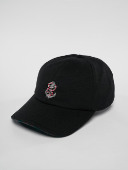 Cayler & Sons Snapback Caps C&s Wl Anchored musta