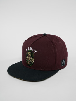 Cayler & Sons Snapback Caps Mercy red