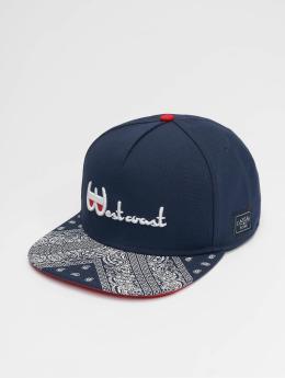 Cayler & Sons Snapback Caps WL Westcoast sininen