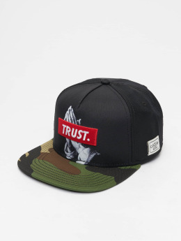 Cayler & Sons Snapback Caps WL Trust svart