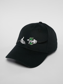 Cayler & Sons Snapback Caps C&s Wl God Given Curved svart