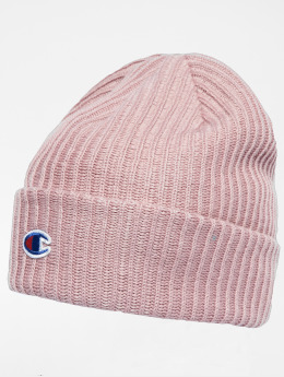 Champion Beanie Logo rose