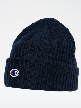 Champion Bonnet Logo bleu
