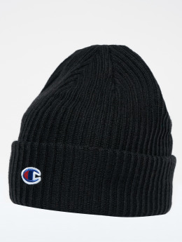 Champion Hat-1 Logo black