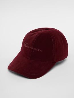 Champion Snapback Cap Baseball rosso