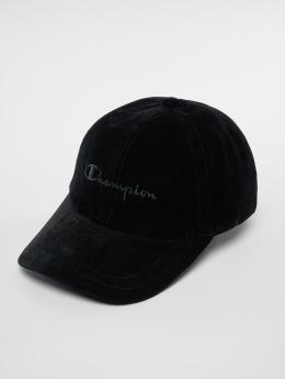 Champion Snapback Caps Baseball čern
