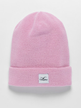 Cleptomanicx Beanie Cimo rosa