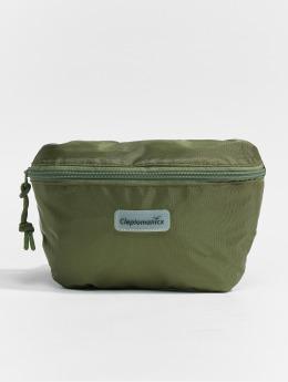 Cleptomanicx Tasche Daycare olive
