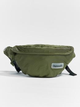 Cleptomanicx Tasche Mega Hipbag olive