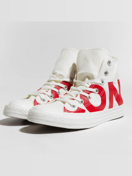 Converse Baskets Taylor All Star Hi blanc