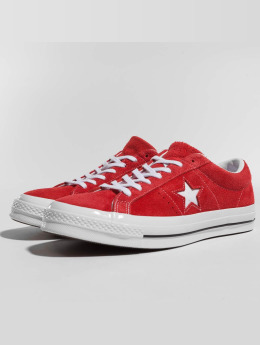 Converse Baskets One Star Ox rouge