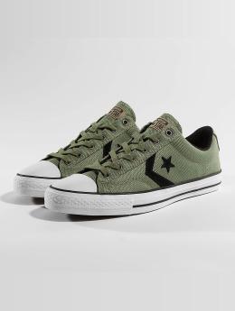 Converse sneaker Star Player olijfgroen