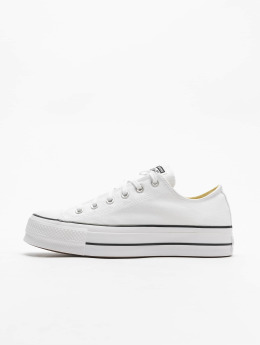 Converse Frauen Sneaker Chuck Taylor All Star Lift OX in weiß