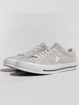 Converse One Star Ox Sneakers Ash Grey/White/White