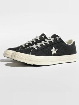 Converse Tennarit One Star Ox musta