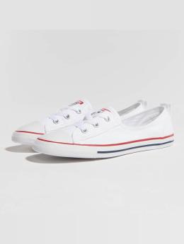 Converse Tennarit CTAS Ballet Lace Slip valkoinen